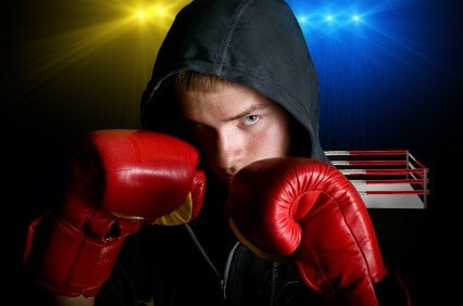 Types of boxing gloves