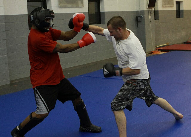 boxing training at home for beginners